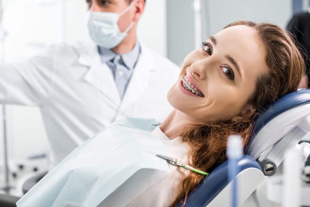 Dental health for potential customers in local presence